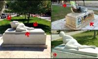 Πολιτισμικά εγκλήματα και βανδαλισμοί στο κέντρο της Αθήνας