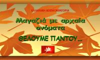 Υποχρεωτική η αναγραφή στην Ελληνική γλώσσα όλων των επιγραφών